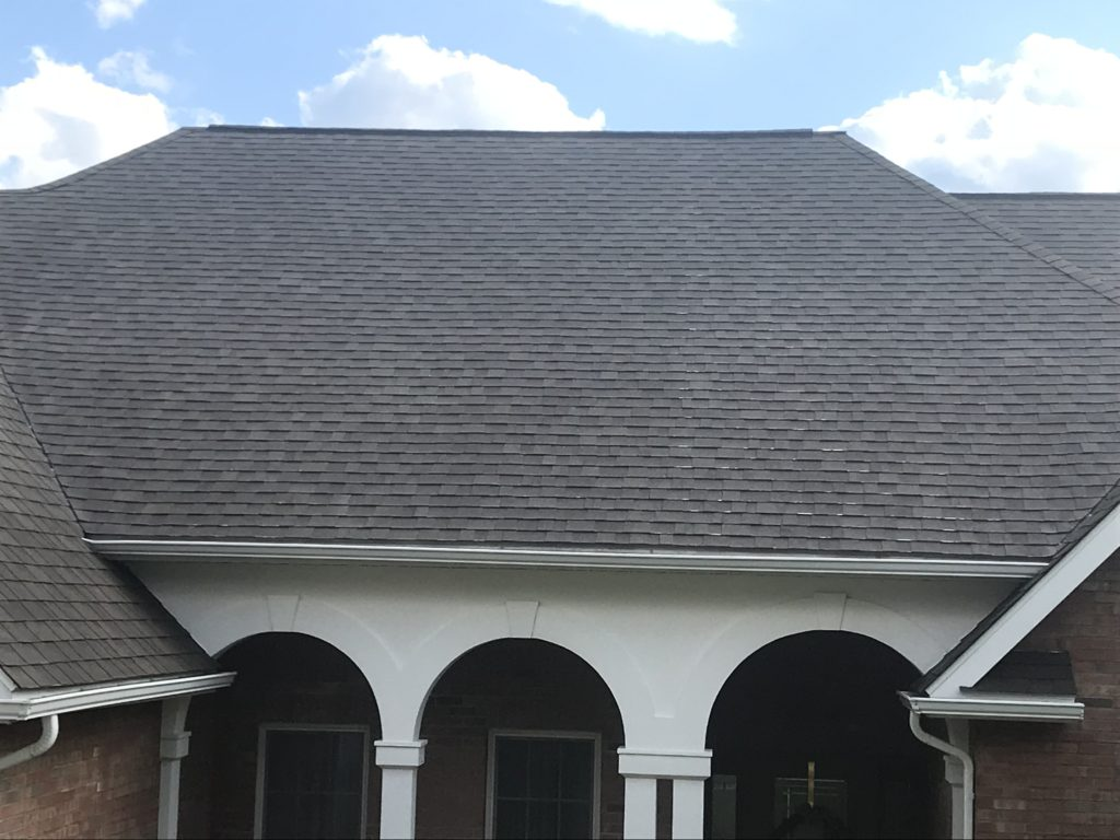roof cleaning roanoke